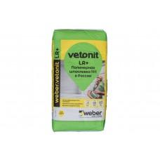 Weber Vetonit LR+ 20 kg.