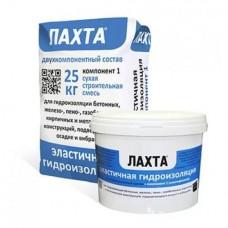 ЛАХТА® эластичная гидроизоляция двухкомпонентная, 1 кг