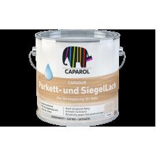 Capadur Parkett- und SiegelLack hochglaenzend 2,5 л